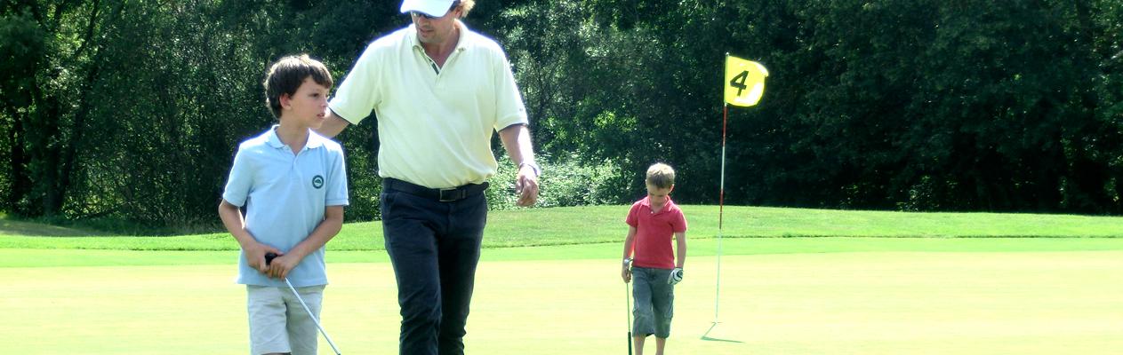 Cursos de Golf per nens